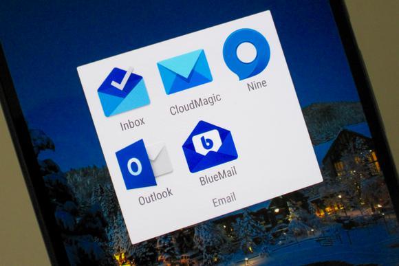 تطبيق واحد لفتح جميع حساباتك على الأندرويد و الأيفون Blue mail