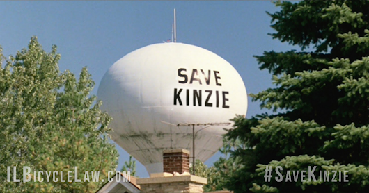 Save Kinzie - Fight Ald. Reilly's Plans to Value Real Estate Development Over the Kinzie Bike Lane