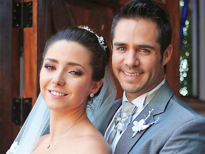Novelas Radar: José Ron and Ariadne Díaz brake up: a year ...