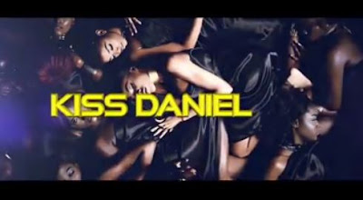 Kiss Daniel - Sofa Video Artwork
