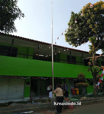 Jasa Tiang Bendera di Jakarta dan sekitarnya Harga Murah