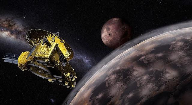 بلوتو,كواكب,مذنب,كويكبات,مركبة فضائية ,ناسا