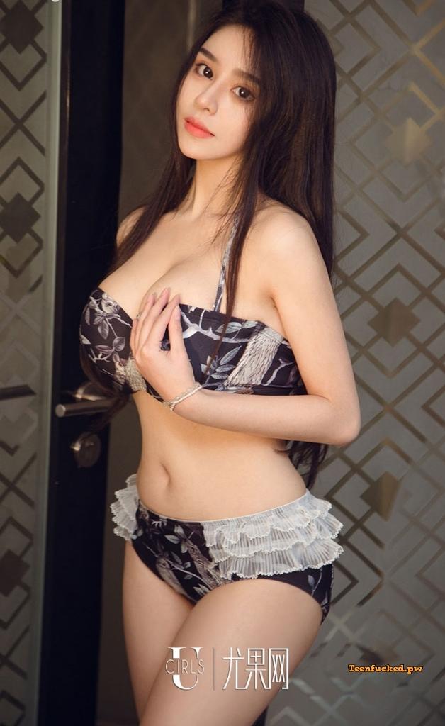 UGIRLS Ai You Wu App No.1295 MrCong.com 018 wm - UGIRLS – Ai You Wu App No.1295: Người mẫu 裴依雅 (35 ảnh)