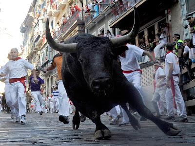 Madman vs Rampaging Bull