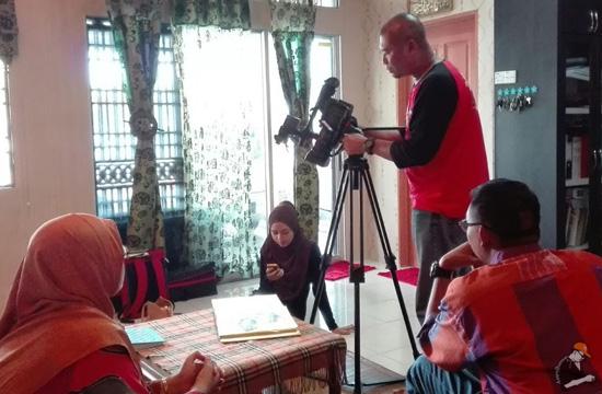 Pengalaman Ditemuramah Untuk Rancangan Nona TV3