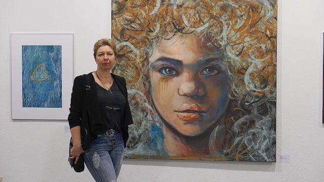 Olga David Ausstellung im badischen Kunstverein