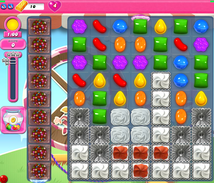 Candy Crush Saga 1762