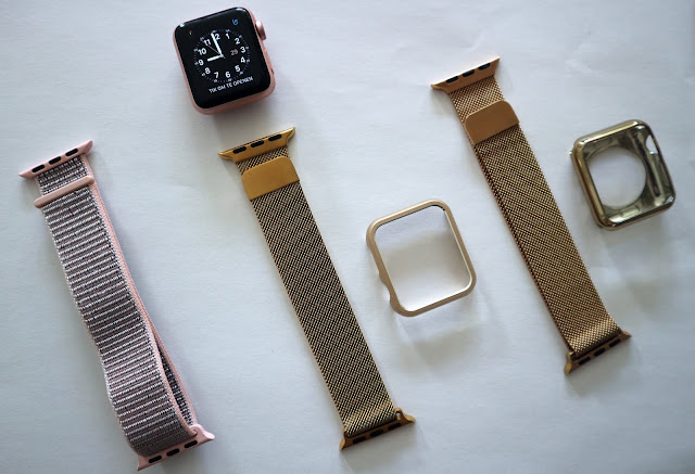 Apple Watch Milanees Bandje