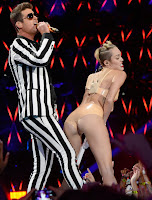 Miley Cyrus 2013 MTV VMA