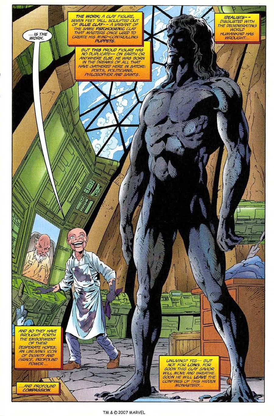 Read online Silver Surfer (1987) comic -  Issue #135 - 19