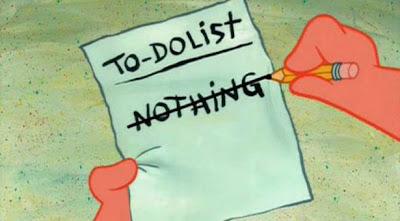 """Ημέρα του """"δεν κάνω τίποτα"""""""