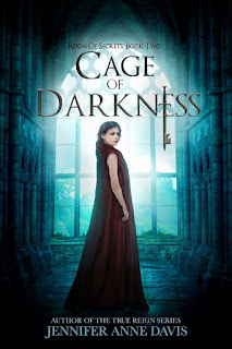 Cage of Darkness Jennifer Anne Davis