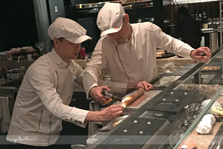 Nicole S Kitchen Hong Kong