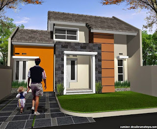 57+ Gambar Rumah Minimalis Satu Lantai dan Dua Lantai
