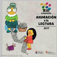 XIII CAMPAÑA ANIMACION A LA LECTURA 2017