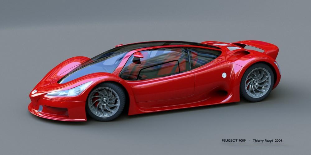 Auto: New Sports Cars