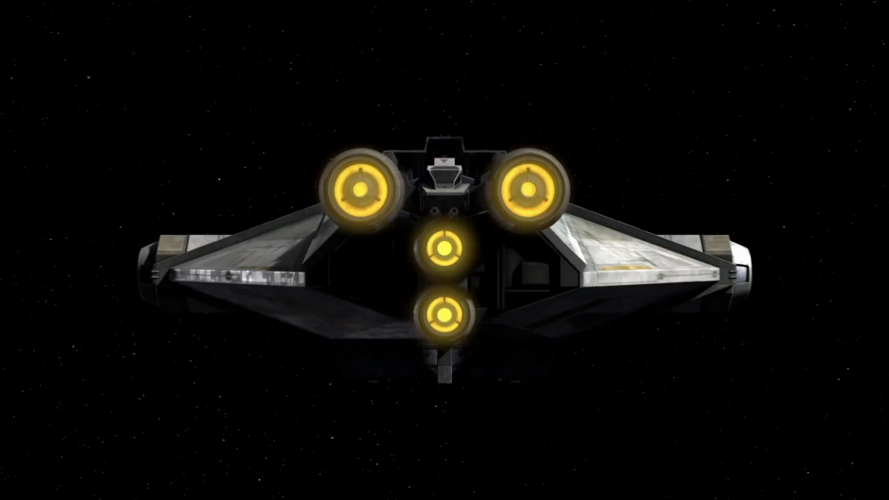 Star Wars Rebels Ghost