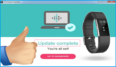 Fitbit Charge Update