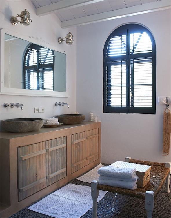 casa de vacaciones en Ibiza chicanddeco