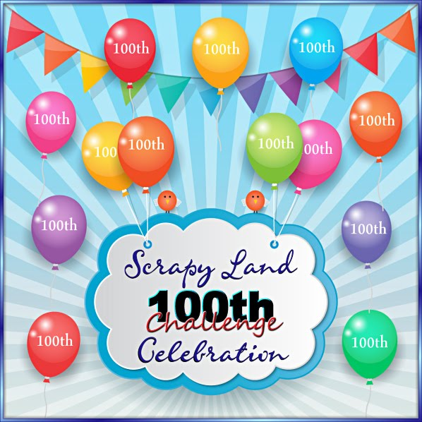 Scrapy Land 100th Challenge Celebration
