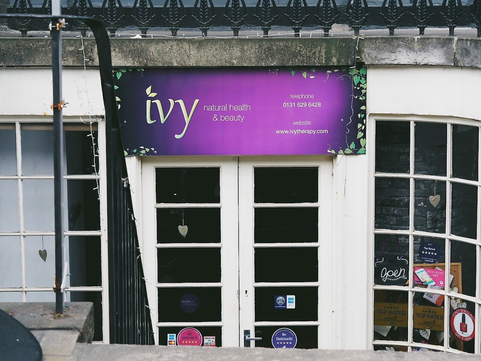 best beauticians in edinburgh