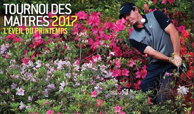 Regarder le Tournoi des Maîtres de Golf 2017 en direct