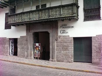 Casa Concha - Museo Machu Picchu