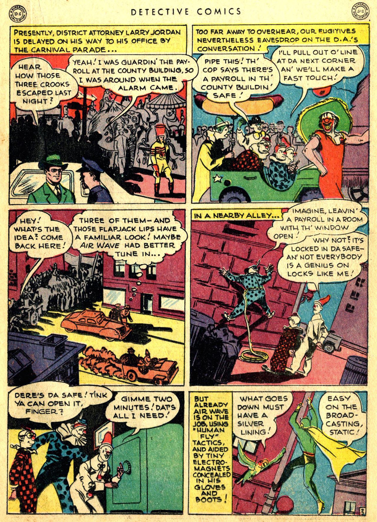 Read online Detective Comics (1937) comic -  Issue #117 - 19