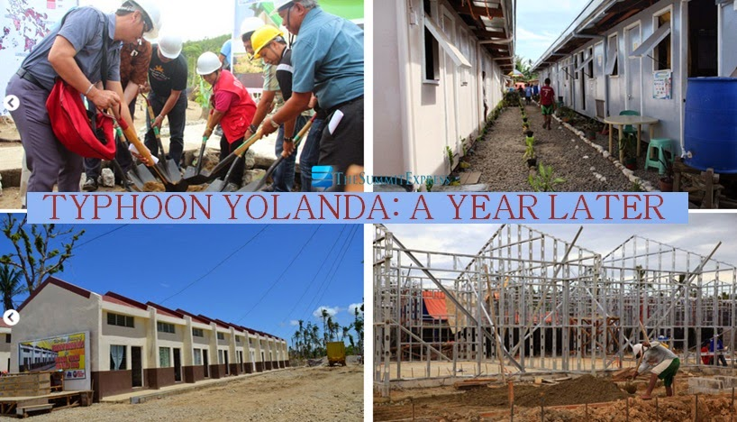 Typhoon Yolanda a year after report