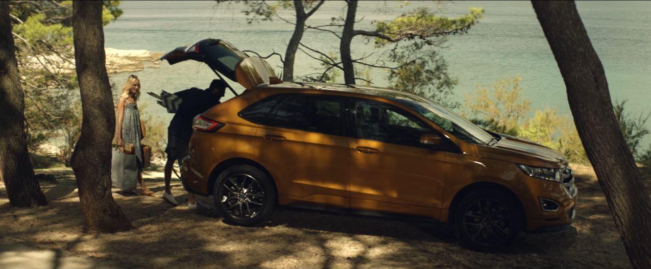 Canzone Ford Edge e testo pubblicità ''il meglio sta per arrivare'' - Musica spot Novembre 2016