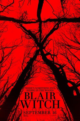 POSTER | Blair Witch (2016)