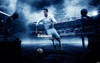 PES 2017 Real Madrid Start Screen