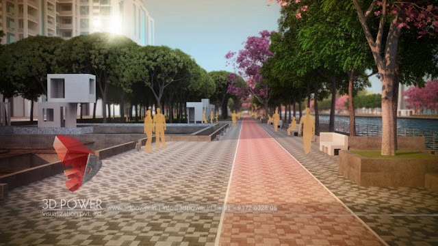 New Township Walkthrough Animation