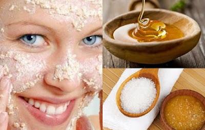 Mencerahkan Dan Menghaluskan Kulit Wajah Dengan Masker Madu Dan Garam