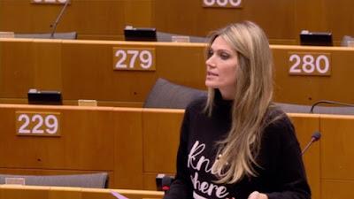 Ευα Καϊλή: Διευκρινίσεις σχετικά με την υπερψήφιση της CETA - Προστατεύεται πλέον η ελληνική φέτα