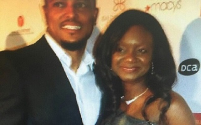 Van Vicker is 'sleeping with my Wife' - Married man cries