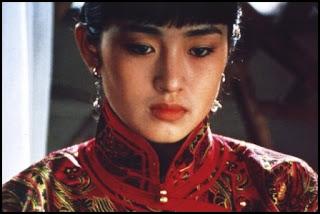 Gong Li: Songlian (La linterna roja, 1991)