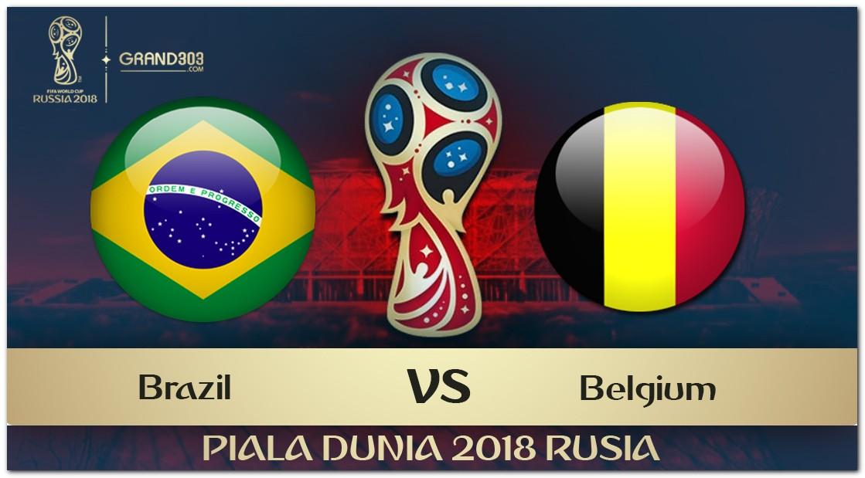 Pasaran Puran Bola Prediksi Brasil vs Belgia Piala Dunia 2018