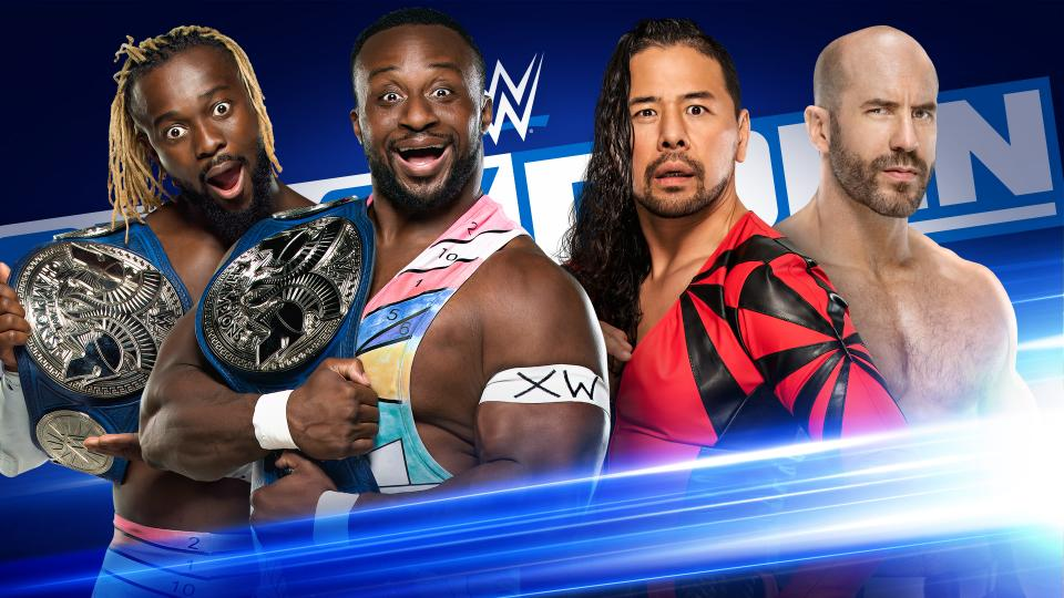 WWE Smackdown Results - July 10, 2020