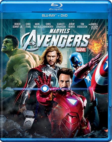The Avengers (Los Vengadores) (2012) 1080p BluRay REMUX 29GB mkv Dual Audio DTS-HD 7.1 ch