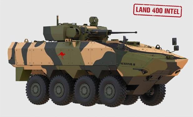 Оклопни борбени возила - Колчари - Page 5 Sentinel%2BII
