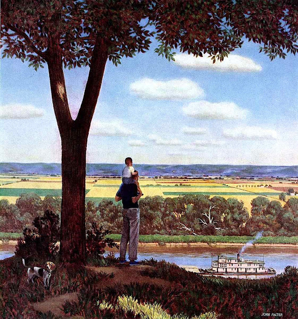 John Falter illustration