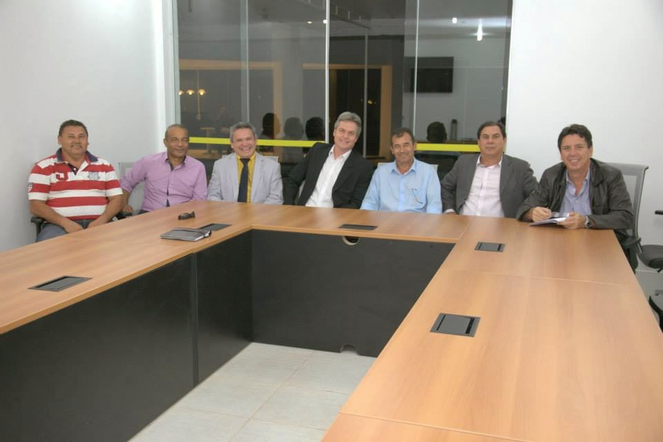Foto oficial do encontro