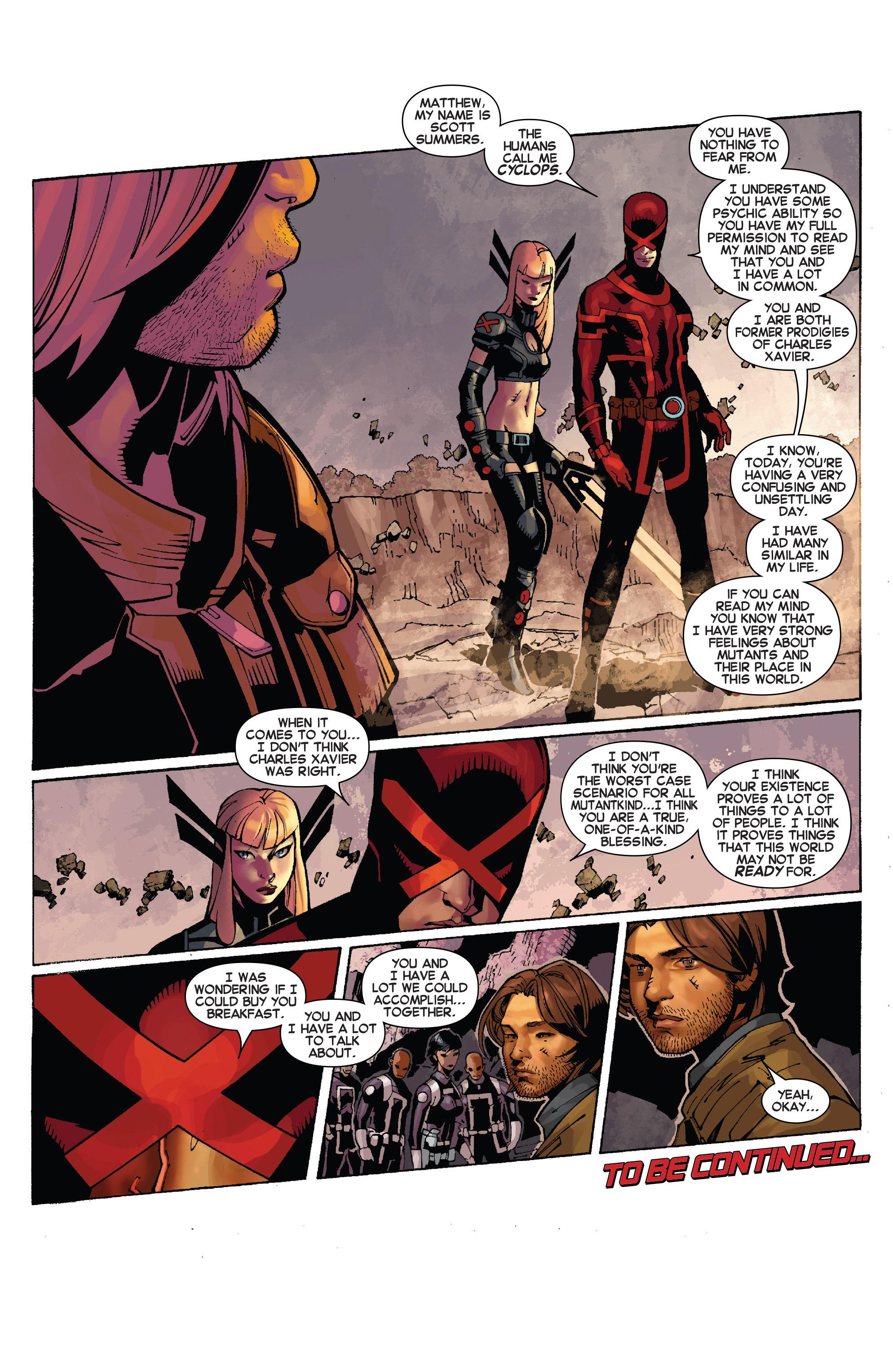 Read online Uncanny X-Men (2013) comic -  Issue #27 - 19