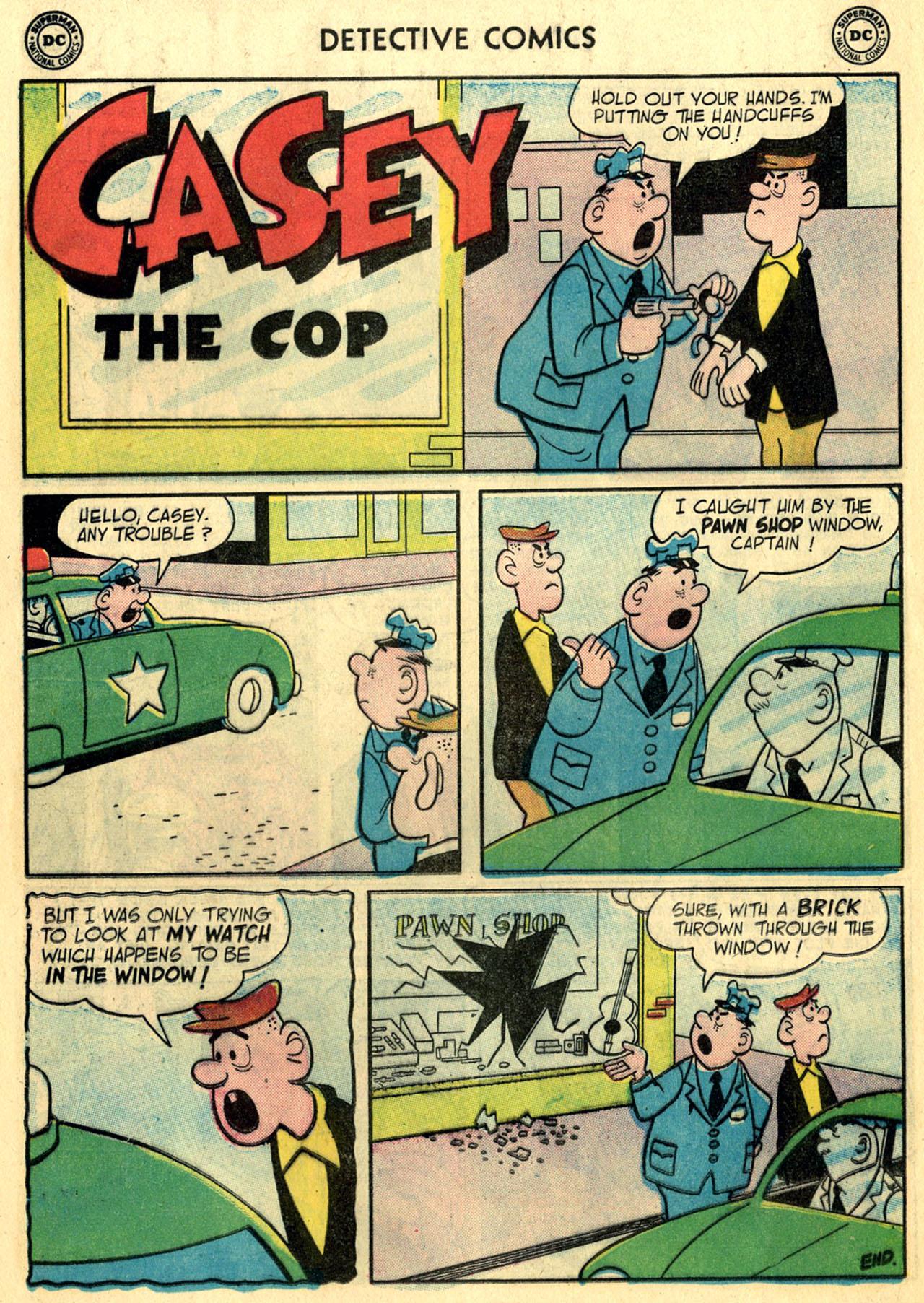 Read online Detective Comics (1937) comic -  Issue #247 - 24