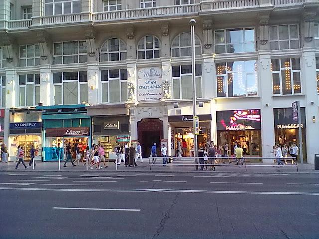 Primark abre todos los Domingos en Madrid
