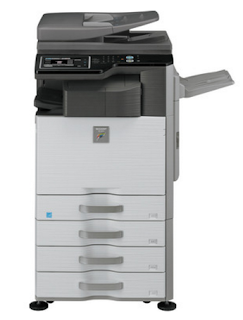 Sharp MX-2614N Printer Driver Download