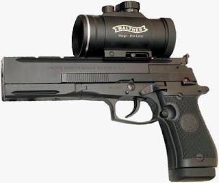 Le nuove pistole cal. 22 LR Beretta: 87 Target e U22 Neos