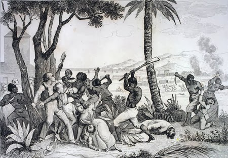 Image result for slave rebellions
