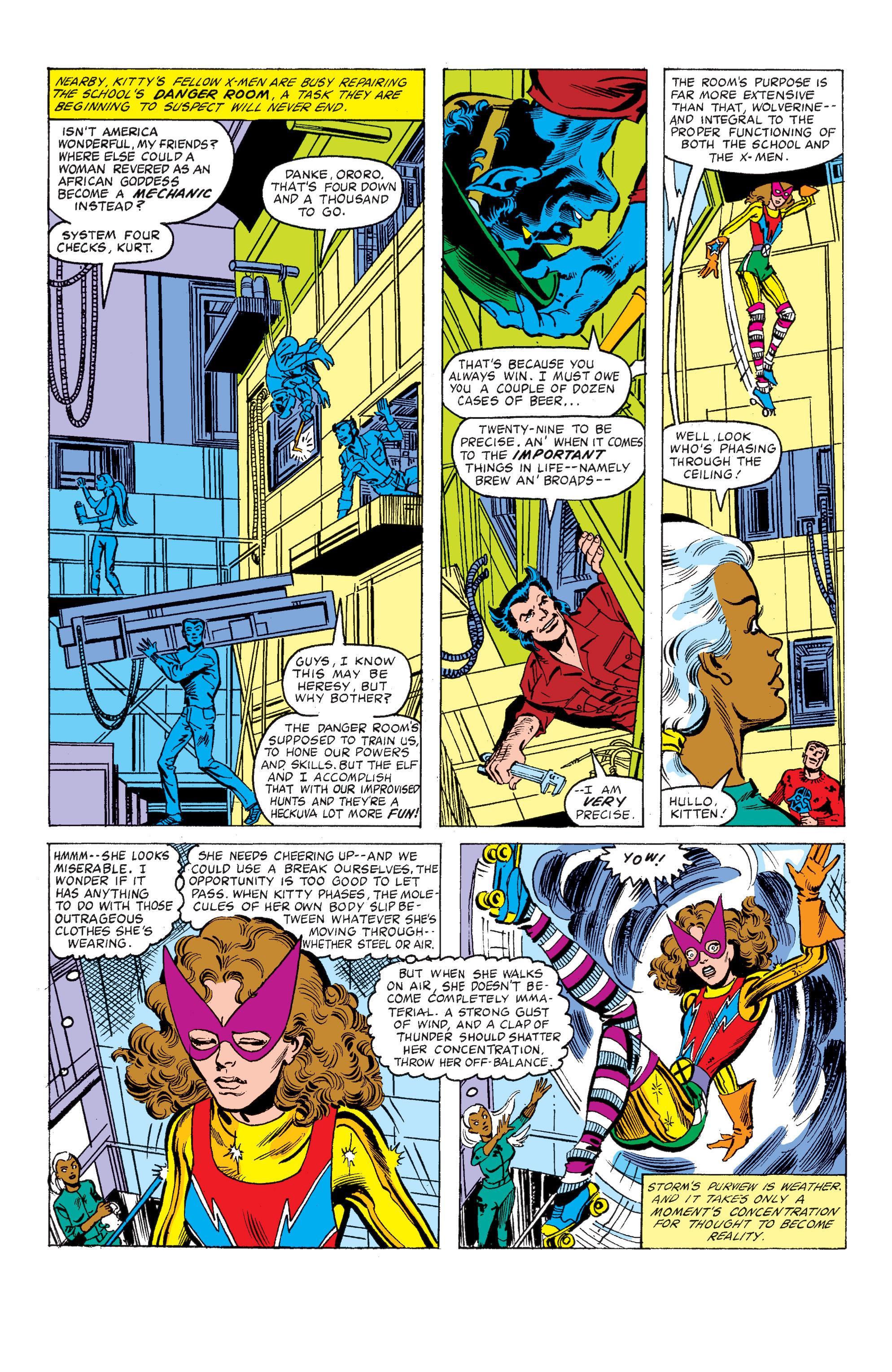 Read online Uncanny X-Men (1963) comic -  Issue #149 - 5